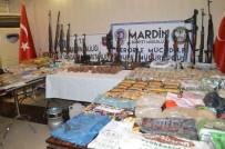 Dargeçit'te Çok Sayıda Silah Ve Mühimmat Ele Geçirildi