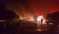 SERVERGAZI - Denizli'de Kazada Yanarak Ölen 4 Kişinin Kimliklerinin Belirlenmesi 1 Ayı Bulacak