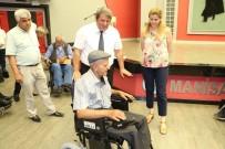 AKÜLÜ SANDALYE - Engellilere Umut Oluyorlar