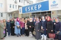 EYÜP BELEDİYESİ - Eyüplü Kadınlar ESKEP İle Kazanıyor