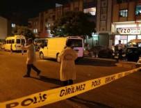 KARACAOĞLAN - Gaziantep'te korkunç infaz: Aracının içinde kurşun yağmuru