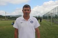 GİRAY BULAK - Giray Bulak'tan 'Transfer' Açıklaması