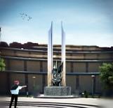 POLİS AKADEMİSİ - Gölbaşı'nda 'Şehitlik Anıtı' Açılıyor