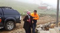 Gümüşhane'de Kadınlar Yaylada Kayboldu