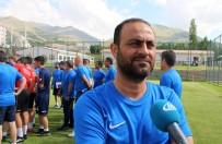 HÜSEYIN EROĞLU - Hasan Şaş UEFA Pro Lisans Kursunda