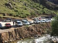 BALIK EKMEK - Homurlu Şelalesine Ziyaretçi Akını