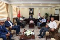 İl Genel Meclisi Yönetimi, Vali Ali Hamza Pehlivan'ı Ziyaret Etti
