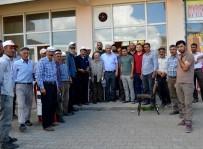 PAŞALı - Ilıcalı, Şenkaya Ve Uzundere Esnafını Ziyaret Etti