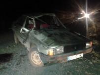 RECEP ÖZTÜRK - İzinsiz Aldığı Otomobille Kaza Yaptı Açıklaması 1 Ölü