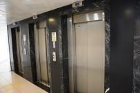 CAN GÜVENLİĞİ - İzmit'te 6 Ayda Bin 78 Asansörün Muayenesi Yapıldı