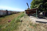BEYTEPE - Kamelyaya Çarpan Otomobil 25 Metrelik Uçuruma Yuvarlandı Açıklaması 3 Yaralı
