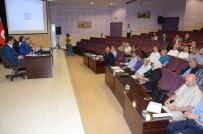 NECİP FAZIL KISAKÜREK - Kartepe Belediyesi'nin Temmuz Meclisi Toplandı
