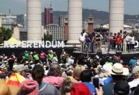 KATALONYA - Katalonya'nın Bağımsızlık Yanlısı Kampanyasında Ayrılıklar Başladı