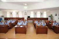 ZABITA MÜDÜRÜ - Kilis Belediyesi Zabıta Müdürlüğü Toplantı Yaptı