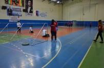 YENİMAHALLE BELEDİYESİ - Kırıkkale'de Goalball Heyecanı