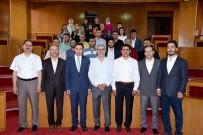 BÜYÜKŞEHİR YASASI - Konya Büyükşehir'de Aspir Bitkisi Eğitimleri Verildi