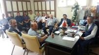 ALI GÜNER - Kooperatiflerin Başkanlarıyla İstişare Toplantısı