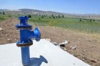 BAŞPıNAR - Korkuteli'nde 2 Bin Dönüm Arazi Su İle Buluşuyor
