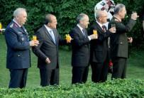 İNGİLTERE KRALİÇESİ - Kraliçe Elizabeth'in 91. Doğum Günü Ankara'da Kutlandı