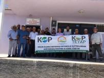 KOZANLı - Kulu'da Büyükbaş Hayvan Yetiştiricileri Bilgilendirildi