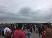 ŞÜPHELİ PAKET - Manchester Havalimanı Şüpheli Paket Nedeniyle Boşaltıldı