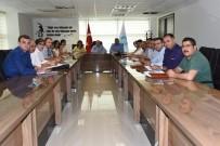 GÜLBEYAZ - MASKİ'de İş Sağlığı Toplantısı