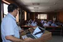 MUSTAFA KUTLU - Meclis Üyelerine Sıtma Hastalığı Anlatıldı