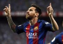 LİONEL MESSİ - Messi imzayı attı