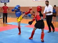 ALI YıLMAZ - Muay Thai Seçmeleri Erciş Yapıldı