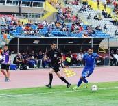 VOJVODİNA - Nazillili Hakem UEFA'da Maç Yönetecek