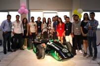 ELEKTRİKLİ OTOMOBİL - 4'Ü Kız 21 Mühendislik Öğrencisi Elektrikli Araba Üretti