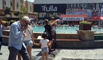 YOUTUBE - 'Samimiyet' İçin Kollarını Açtı, Yoldan Geçene Sarıldı