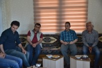 ÖMER DERECİ - Şenkaya'da Doğa Sporları Kulübü Kuruldu