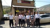 İŞ VE MESLEK DANIŞMANI - Sınırda Playstation Oyun Salonu Açıldı