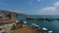 BAKI ERGÜL - Sinop Çekek Yeri Yenileniyor
