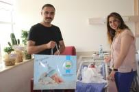 ERTUĞRUL GAZI - Sungurlu Belediyesin'den 'Hoş Geldin Bebek' Projesi