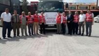 AHMET ALTIPARMAK - Suriyelilere 1 Tır Gıda Yardımı