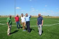 İSMAİL YILMAZ - Tekirdağ Spor Yöneticileri NKÜ Stadyumunu İnceledi