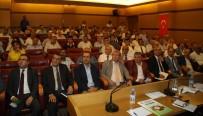 ZEKERIYA SARıKOCA - Tekirdağ Tarım Sektörü Ekonomi Toplantısı