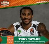 EUROLEAGUE - Tony Taylor, Banvit'te