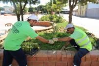 URGANLı - Urganlı Meydanları Çiçeklerde Donatılıyor