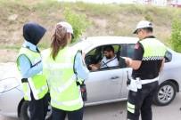 HIZ KONTROLÜ - Yozgat'ta Trafik Denetimleri Sıklaştırıldı