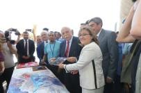 MOZAİK MÜZESİ - 30 Metrelik Suluboya Resim Çalışmasında Gaziantep'i Yansıttılar