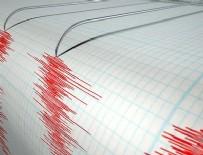 ARTÇI SARSINTI - ABD'de deprem
