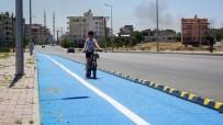 KARAALI - Adıyaman'a 5 Bin 500 Metre Bisiklet Yolu