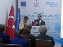 AFAD Başkanı Bilden'den AB'ye Söz Verilen Yardım Miktarının Aktarılması Çağrısı