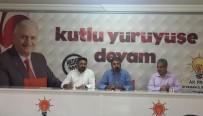 İSTİŞARE TOPLANTISI - AK Parti'de Kongre Süreci Başladı
