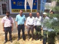 İSMAİL DEMİR - AK Parti Mezitli'den, Lice Teşkilatına Taziye Ziyareti