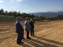 ERTUĞRUL GAZI - AK Partili Eldemir Ve Karabıyık'ın Söğüt Çıkarması