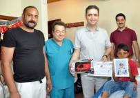 DIPLOMASı - Alanya Belediyesi Ücretsiz Sünnet Hizmetlerine Devam Ediyor